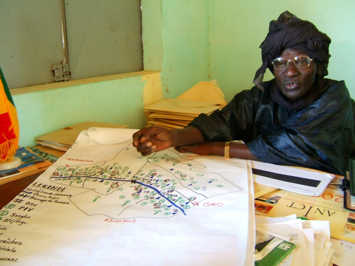 IFAD - supporting local NAP processes in Mali