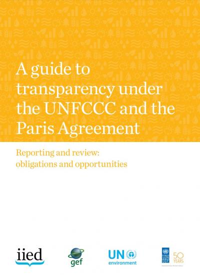 Resources national adaptation global support programme this guide provides practical information to help prepare various reports and communications under the unfccc as well as take part in the relevant review publicscrutiny Choice Image